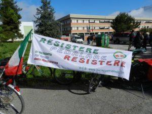 """Torna """"Resistere, pedalare, resistere"""""""