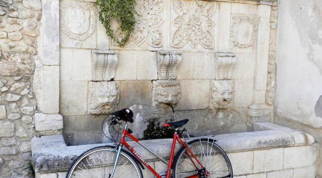 Pedalando alla scoperta di antiche fontane con Bicincontriamoci