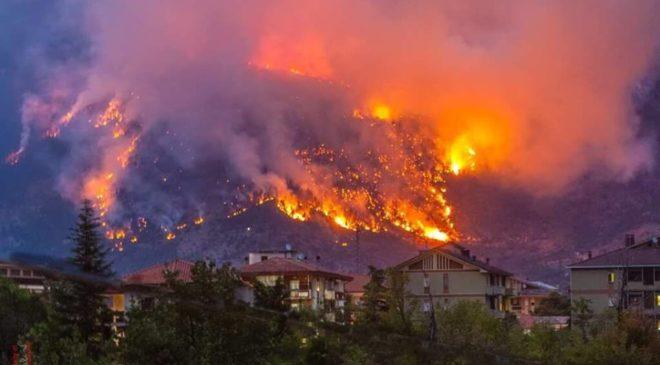Il Morrone presenta il conto ad un anno dagli incendi