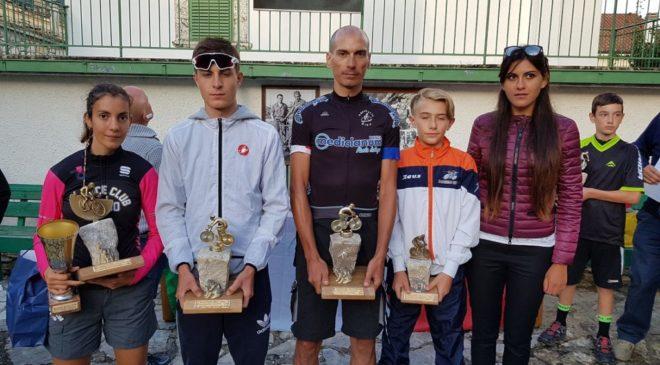 """Matteo Tarolla vince la 34esima  """"Cronoscalata ciclistica di Civitella Alfedena"""""""