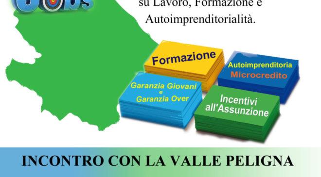 L'assessore Berardinetti presenta il pacchetto lavoro