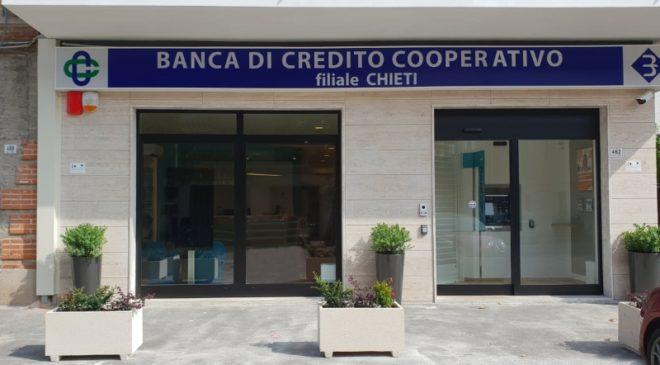 La BCC di Pratola Peligna apre nuova filiale a Chieti: è la numero 10