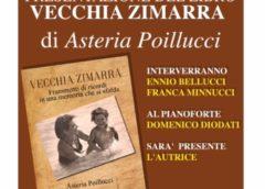 """""""Vecchia Zimarra"""", il libro di Asteria Poillucci"""
