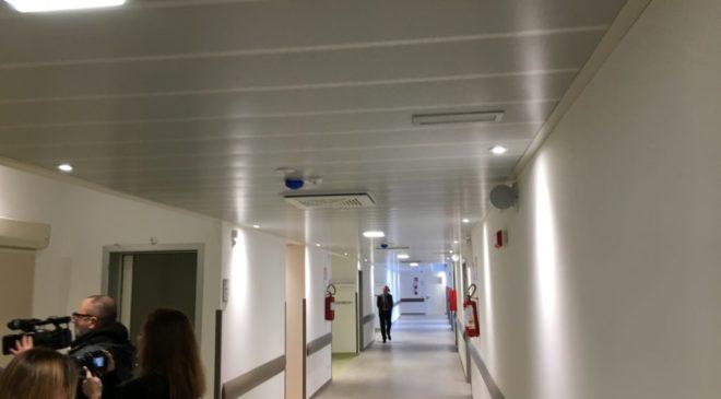 Manutenzione ospedale, Asl paga stipendi al posto della ditta inadempiente