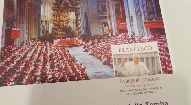 Incontro formativo Parrocchie su Concilio Vaticano II ed Evangelii gaudium