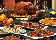 Cena ecumenica dell'Accademia italiana di cucina