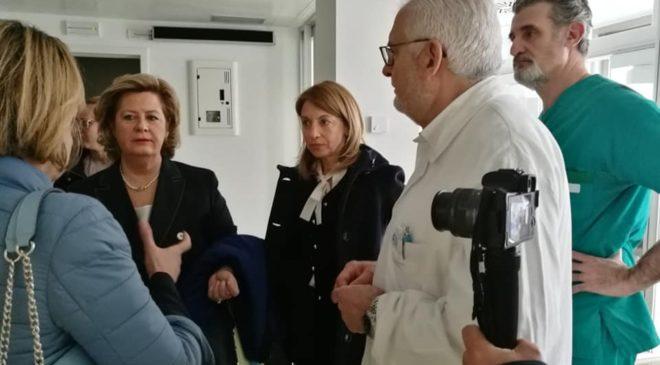 Ospedale, Casini: la consigliera regionale Leghista pensi a difendere l'ospedale e non alle polemiche inutili