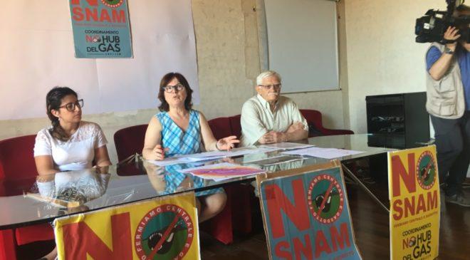 Snam, comitati organizzano sit-in di 'benvenuto'