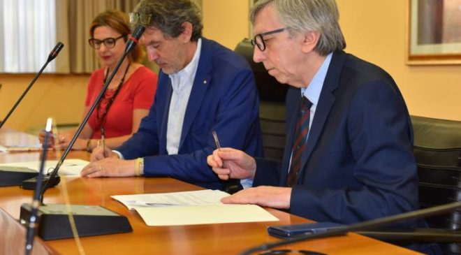 Progetto Capograssi, firmata intesa su tribunale 3.0
