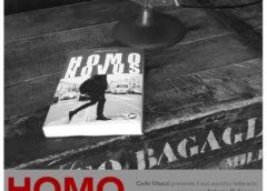 """""""Homo novus"""", doppia presentazione per il libro di Vitucci"""