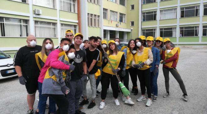 Puliamo il mondo dai pregiudizi, Cogesa coinvolge gli studenti