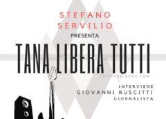 """Bugnara: presentazione libro """"Tana libera tutti"""" di Stefano Servilio"""