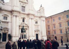 """Sulmona: Confraternita Santa Maria di Loreto in Pellegrinaggio alla """"Santa Casa"""""""