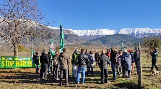 Snam, ambientalisti fanno ricorso contro provvedimento anti alberi