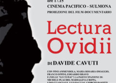 "Film documentario ""Lectura Ovidii"""