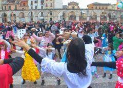 Festa in centro per il Carnevale senza carri