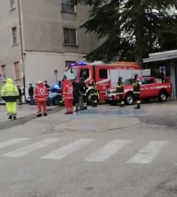 Ospedale forze dell'ordine 31-3-20